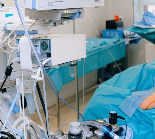 Gerador hospital